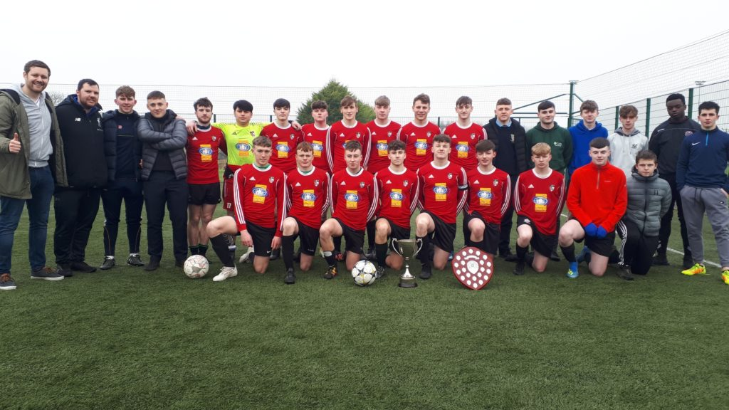 Division 1 Leinster Crown for Oaklands Football Team ...